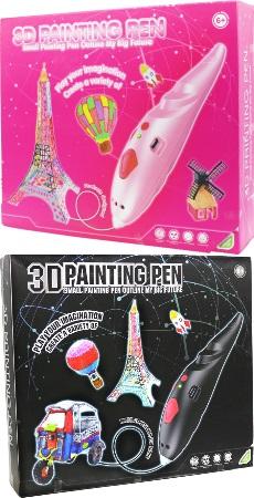 Подарочный набор: низкотемпературная 3D ручка
